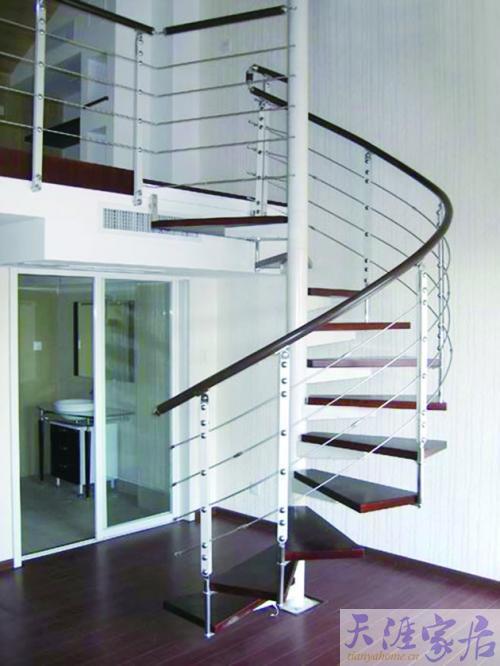 不锈钢楼梯,实木楼梯,家居楼梯
