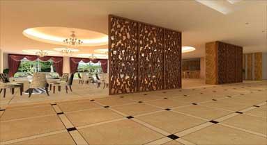 三亚学院行政楼及办事大厅设计图